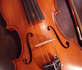 Tune a Violin