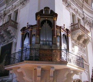 4 Steps to Becoming a Concert Organist